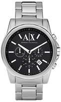 Armani Exchange Chronograph Date Bracelet Strap Watch