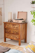 Urban Outfitters Amira Carved Wood Dresser
