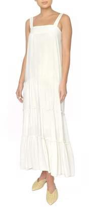 Six Crisp Days Ivory Maxi Dress