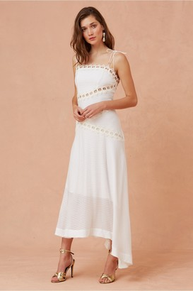 Keepsake NEW LOOK MIDI DRESS porcelain