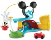 Fisher-Price Mickey Mouse Zip, Slide, and Zoom Clubhouse