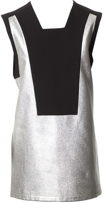 Bad Spirit Silver Polyester Dresses