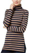 Tommy Hilfiger Womens Striped Pullover Sweater 950 S