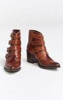 MUMU Steve Madden ~ Praire Boot ~ Cognac Leather