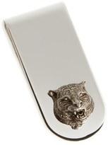 Gucci 3D Sterling Silver Money Clip
