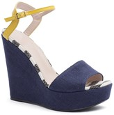Tommy Hilfiger Collection Platform Wedge Sandal