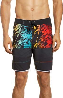 Hurley Phantom King Palm 18 Board Shorts