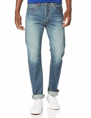 Levi's Men's 501 Original Fit-Straight Jeans