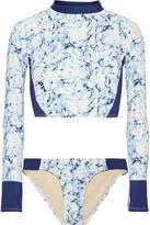 Tart Collections Cara printed bikini