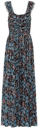 Ulla Johnson Evianna silk-blend maxi dress