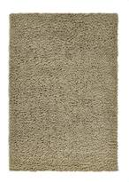House of Fraser RugGuru Union Hand Woven Rug in Latte 80 x 150