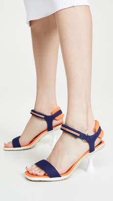 Jeffrey Campbell Fumble Ankle Strap Sandals