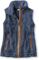 L.L. Bean Winter Loft Fleece Vest