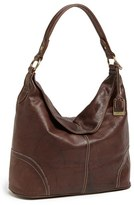 Frye 'Campus' Leather Hobo - Brown
