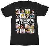 Novelty T-Shirts Cartoon Network Characters Graphic Tee