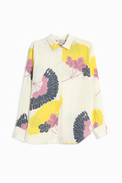 Paul & Joe Floral Shirt