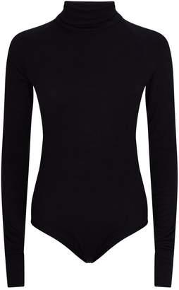 Alix Varick Ribbed Jersey Bodysuit
