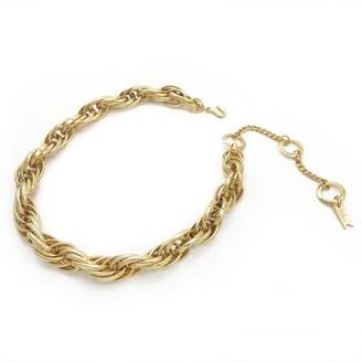 Biko Revival Collar Gold