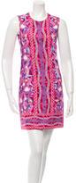 Peter Pilotto Abstract Print Dress