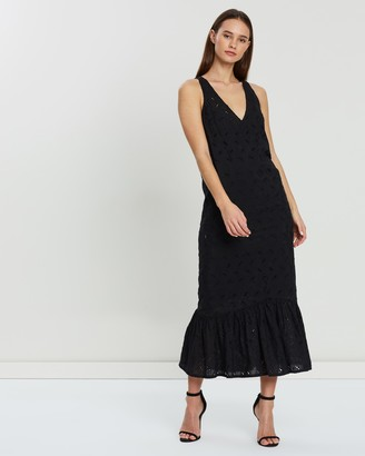 SIR the Label Elodie Midi Dress