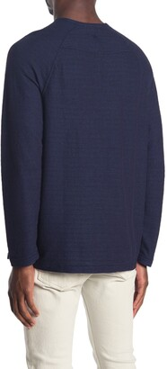 Tommy Bahama Corcovado Reversible Crew Neck Long Sleeve T-Shirt