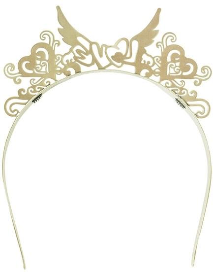 Zimmermann The Lovestruck Crown Headband