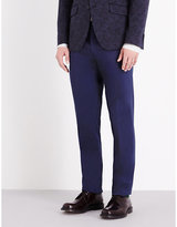 Etro Panama Tapered Stretch-cotton Chinos