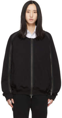 Ann Demeulemeester SSENSE Exclusive Black Rodger Bomber Jacket