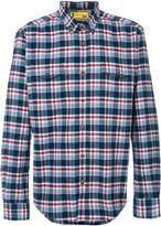 Barbour plaid shirt