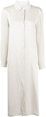 Raquel Allegra Mid-Length Shirt Dress
