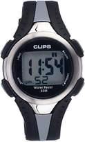 Clips Men's Quartz Watch 539-6000-48 with Rubber Strap