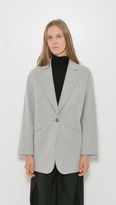 MM6 MAISON MARGIELA Felt Overcoat