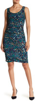Tracy Reese Printed Stretch Silk Dress