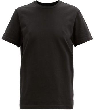 Bottega Veneta Sunrise Cotton-jersey T-shirt - Black