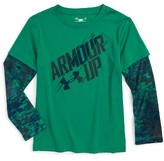 Under Armour Toddler Boy's Armour Up Graphic T-Shirt