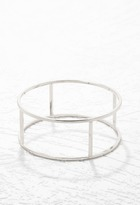 Forever 21 Caged Cutout Bangle