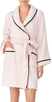 Kate Spade Short Wrap Robe
