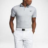 Nike Momentum Fly Dri-FIT Wool Stripe Men's Slim Fit Golf Polo