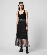 AllSaints Lali Maxi Skirt