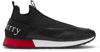 Mulberry MY-1 Pull-on Sneaker Black Neoprene