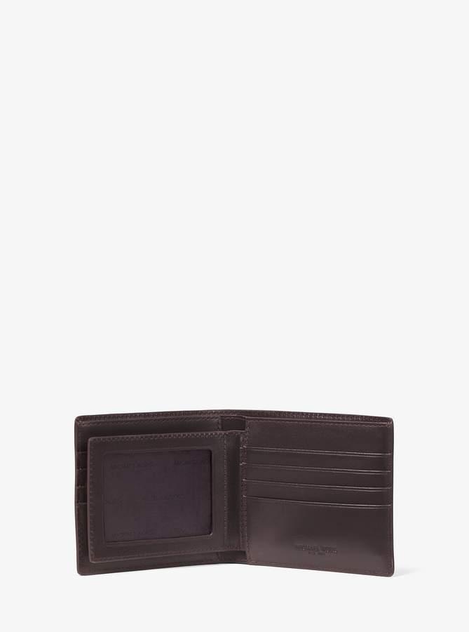 899da6ea1137 Michael Kors Brown Men s Wallets - ShopStyle