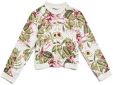 GUESS Floral Bomber Jacket (7-16)