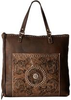 American West Soft Zip Top Bag Pack