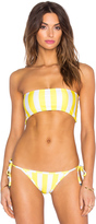 Wildfox Couture Reversible Bandeau Top
