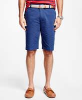 Brooks Brothers Seersucker Bermuda Shorts