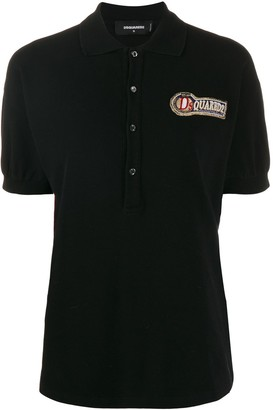 DSQUARED2 Logo Polo Shirt