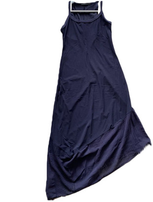Marithé + François Girbaud Marithe & Francois Blue Polyester Dresses