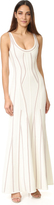 Herve Leger Luisana Long Dress