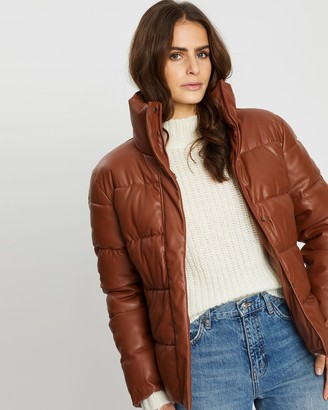 Unreal Fur Women's Parkas - Major Tom Puffer Jacket - Size One Size, XS at The Iconic
