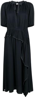 Ulla Johnson Leah ruffle-detail dress